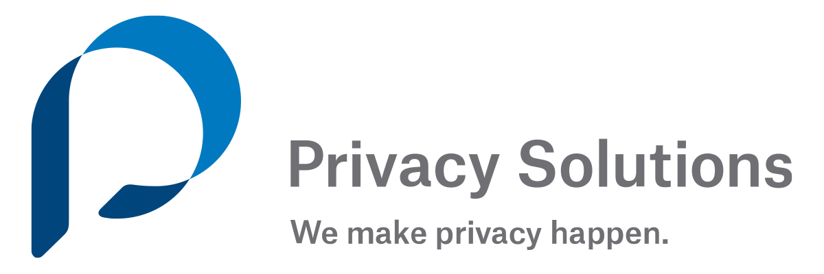 Privacy Solutions Logo with Name